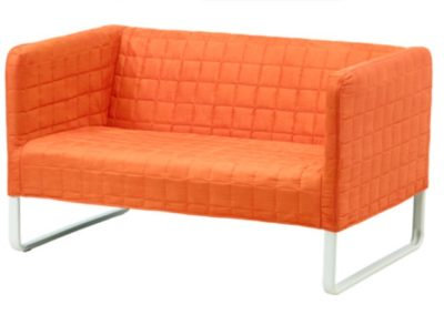 SOFA TWIN ORANGE
