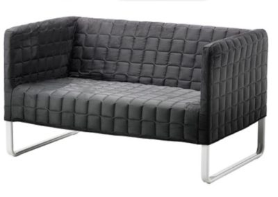 SOFA TWIN GREY