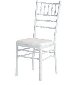 krzesło weselne CHIAVARI WHITE