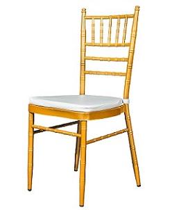 krzesło weselne CHIAVARI SHINE GOLD
